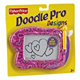 : Fisher-Price DoodlePro Expressions, Pink Paisley Print