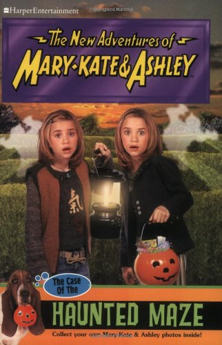 cccda1256e63 The Case of the Haunted Maze with Cards (New Adventures of Mary-Kate &  Ashley)