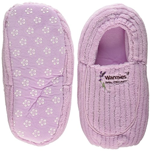 Intelex Lavender Spa Therapy Slippers ()
