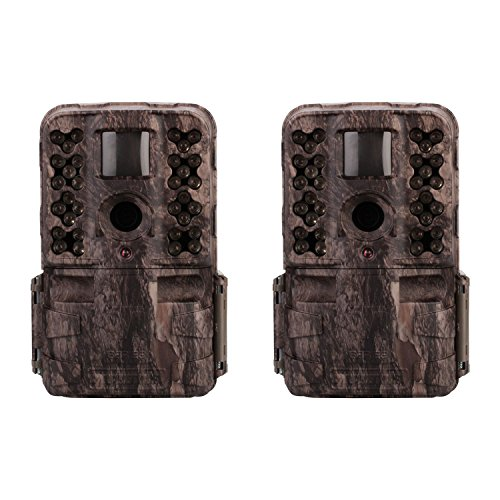 - Moultrie M-50i 20MP Low Glow Invisible IR Game Camera (2 Pack)