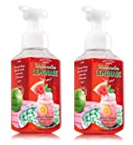 Bath & Body Works Watermelon Lemonade Gentle Foaming Hand Soap - Pack of 2(8.75 fl oz each)