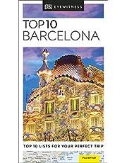 DK Eyewitness Top 10 Barcelona: 2020 (Pocket Travel Guide)
