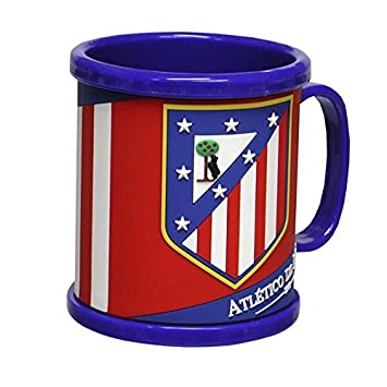 Atletico de Madrid - Taza de caucho con diseño 3D (CYP Imports MG-01-ATL)   Amazon.es  Juguetes y juegos e0b135f277266