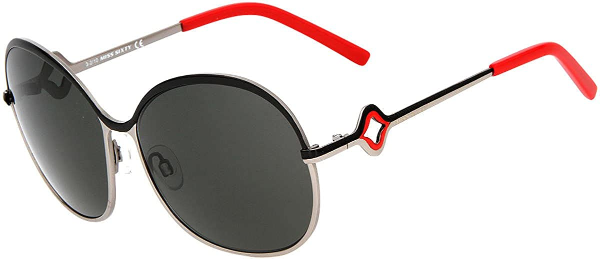 d3cb967666e Amazon.com  MISS SIXTY Women s MX416S5912A Sunglasses  Clothing