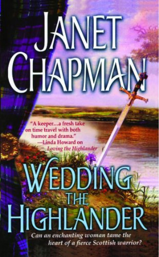 book cover of Wedding the Highlander