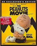 Snoopy: The Peanuts Movie 2D + 3D (Region A Blu-Ray) (Hong Kong Version / English Language, Cantonese & Mandarin Dubbed) 2 Disc Edition