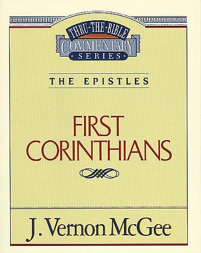 1 Corinthians - Book #44 of the Thru the Bible