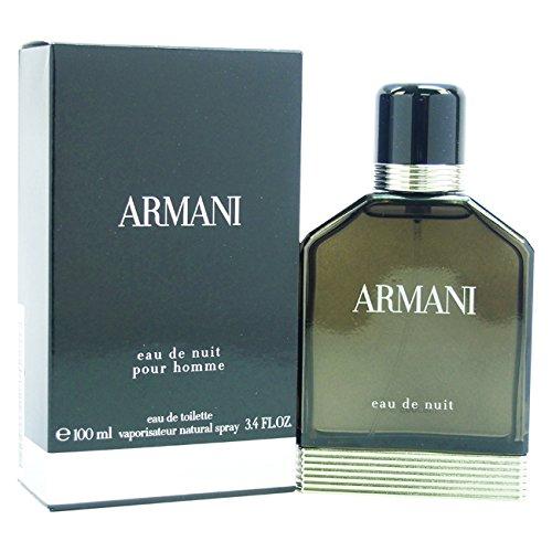 0f7f91e33add8 GIORGIO ARMANI Men Giorgio Armani Armani Eau De Nuit Edt Spray(pack Of 1)