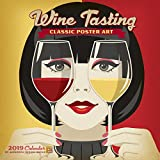 Wine Tasting 2019 Wall Calendar