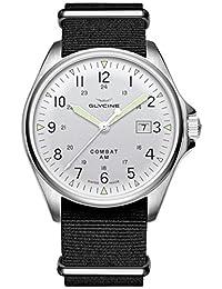 Combat vintage GL0124 Mens automatic-self-wind watch