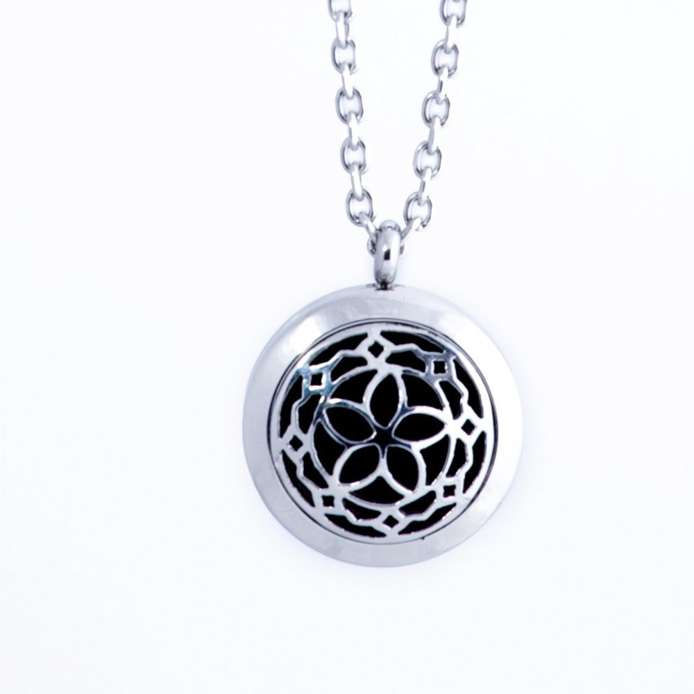 Amazon.com: Aromatherapy Essential Oil Diffuser Necklace