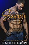 Savage: A Bad Boy Next Door Romance by  Penelope Bloom in stock, buy online here