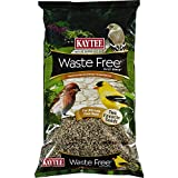 Limited Time Offer on Kaytee Waste Free Finch Bird Seed Blend, 8-Pound.