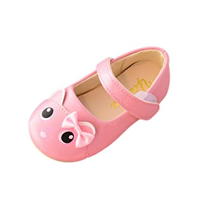3039c940f3bc7 Iuhan Cute Toddler Kids Animal Sandals Fashion Cartoon Baby Girls Pricness  Shoes