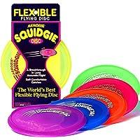 Aerobie Non Glow in the Dark Squidgie Disc, los colores pueden variar