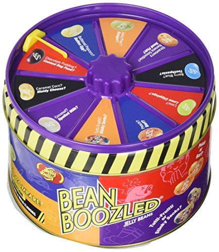 Jelly Belly BeanBoozled Spinner Tin Jelly Beans (4th edition) -