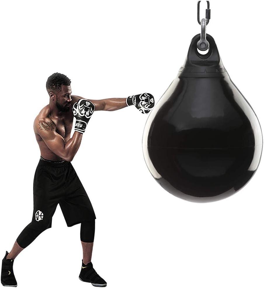 Vertical Suspensi/ón Agua Inyecci/ón Taekwondo Saco De Arena De Boxeo CXSMKP Sanda Adulto Agua Boxeo Saco De Boxeo Pesado Boxeo Formaci/ón Bolsa De Golpear Sensaci/ón Real