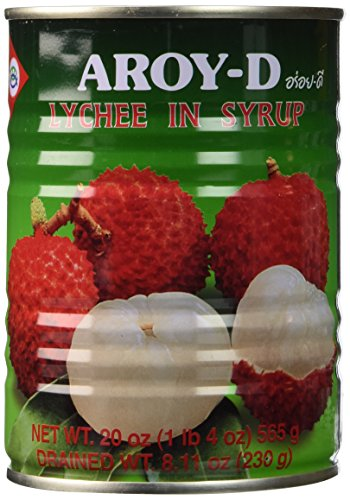 Lychee in Syrup - 20oz (Pack of -