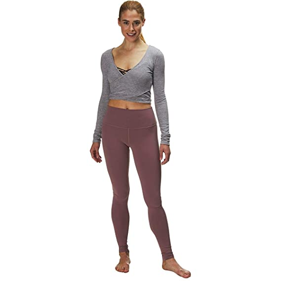 c81012d38f61b2 ALO Women's High Waist Airbrushed Leggings at Amazon Women's Clothing store: