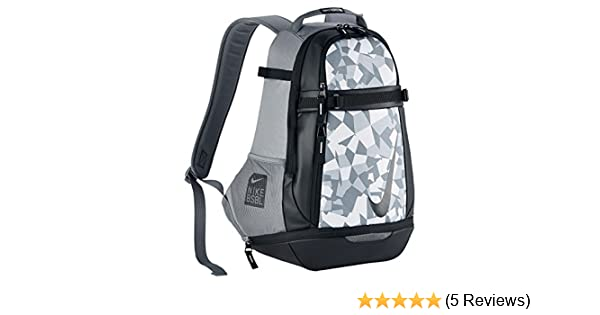 Amazon.com  Nike Vapor Select 2.0 Graphic Backpack Grey Black BA5357-064   Sports   Outdoors 995e1b505b400