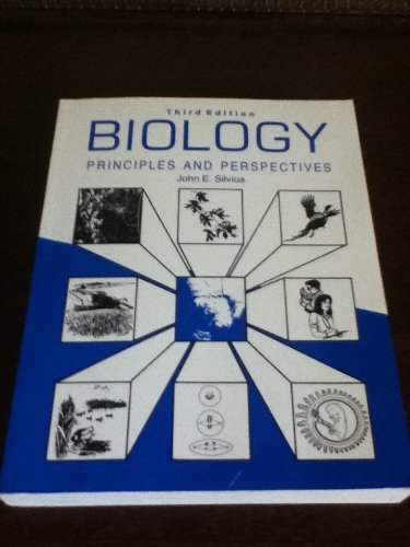 Biology: Principles and Perspectives