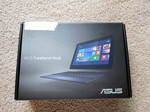 ASUS Transformer Book T100TA-C1-GR 10.1-Inch Convertible 2-in-1 Touchscreen Laptop
