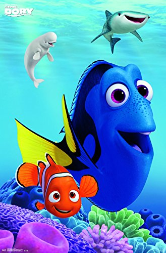 Trends International Finding Dory Dory Wall Poster 22.375