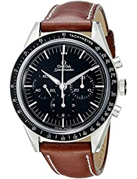 Men's 31132403001001 Analog Display Mechanical Hand Wind Brown Watch