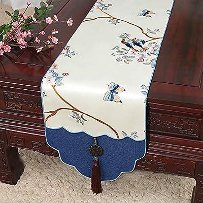 Bandera De Mesa, Mesa CláSica China Bandera Mesa De Café Tira ...