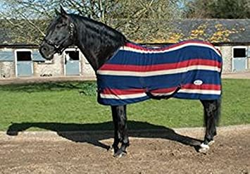 Knight Rider Two-Tone Soft Fleece Cooler Travel Rug