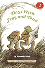 Days with Frog and Toad (I Can Read Level 2) Paperback