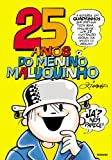capa de 25 Anos Do Menino Maluquinho