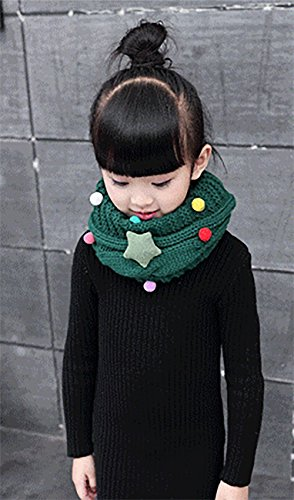 Syning Healthy Wool Yarn Children Scarf for Winter by Syning (Image #1)
