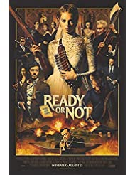 Ready Or Not - Authentic Original 27x40 Rolled Movie Poster