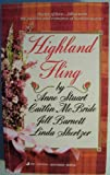img - for Highland Fling [ Jove edition, Dec. 1993 ] (stories of love... filled with the passion and romance of Scottish hearts!) book / textbook / text book