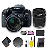 Canon EOS Rebel T7i DSLR Camera with 18-135mm Lens Basic Kit