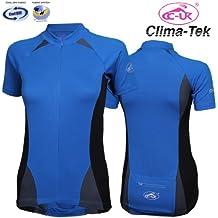 CC-UK 'Clima-Tek Azure MK2' Cycling Bike Jersey - Womens