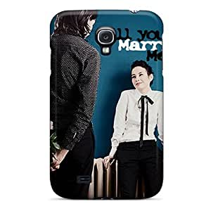 Fashionable Style Skin For Case Samsung Note 4 Cover - Marry Me