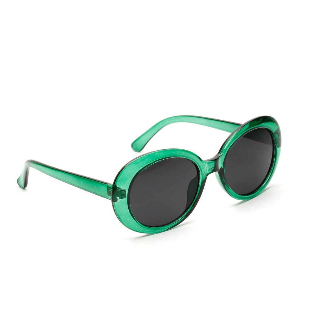Fashion Men Womens Retro Vintage Round Frame Sunglasses,Unisex Classics 100/% UV 400 Protection