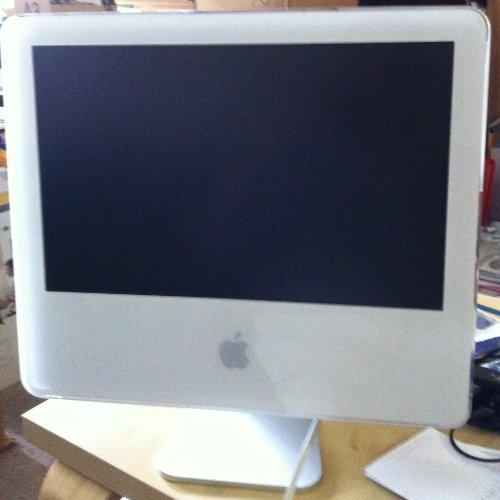 "Price comparison product image iMac G5 PowerPC 1.6GHz 17"" CCFL  80 GB HD (A1058)"