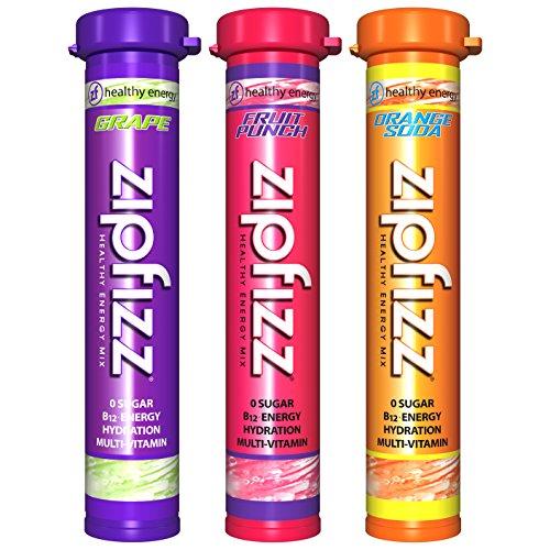 Review Zipfizz Healthy Energy Drink