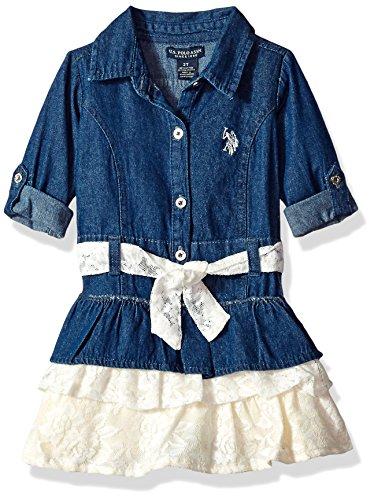 casual dress for toddler girl - 4