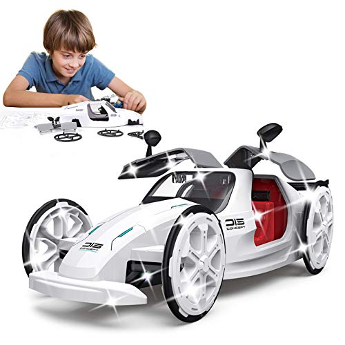 Seamuing STEM Toys Solar Car Building Toys Kit Educational Science Kits Learning Science Building DIY Toys Powered by…