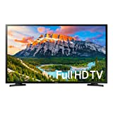 "Samsung UN43J5290AFXZX Smart TV 43"" Full HD, 2 HDMI, 1 USB, Black Hairline (2018)"