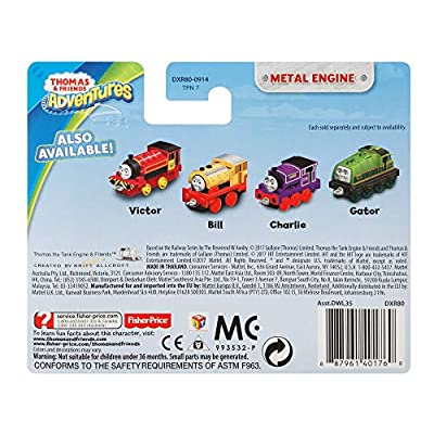 Thomas & Friends Fisher-Price Adventures, Percy: Toys & Games