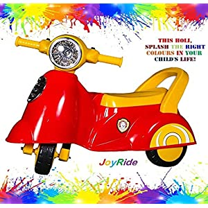 JoyRide Baby Italian Scooter Push...