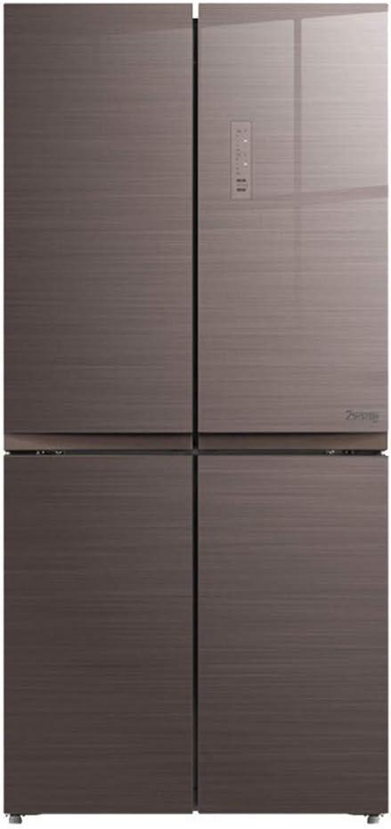 Star BEBE dividida 50/50 cuatro puertas frigorífico y congelador ...