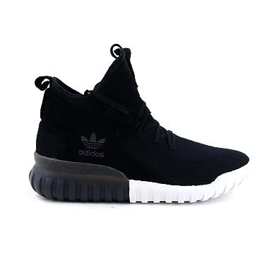 info for e8e5d 6fdbb Adidas - Tubular X Primeknit S80128 - Herren Sneaker Black ...