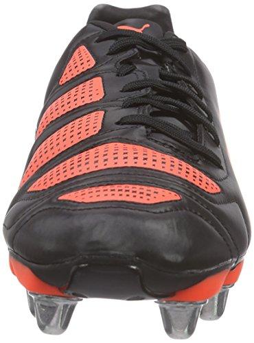 Schwarz lava H8 Hommes 01 Blast Puma Rugby white Chaussures Synthtiques black Pour Evopower 2 4 Noir De vSnq6Px