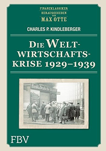 Die Weltwirtschaftskrise 1929 - 1939